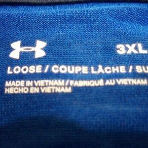 Under Armour Shirts - UNDER ARMOUR Men's 3XL Tech 2.0 1/2 Zip Shirt  NWT